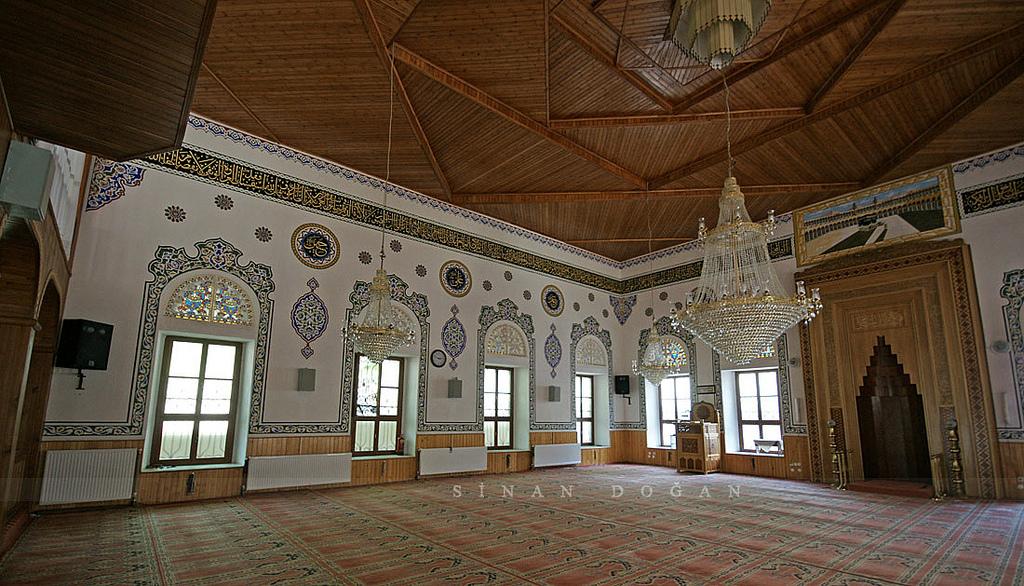 Gazi Süleyman Paşa Cami, Gazi Süleyman Paşa Cami