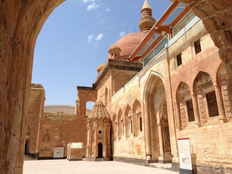 İshak Paşa Sarayı, İshak Paşa Sarayı