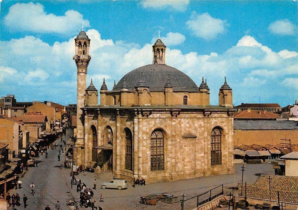 Konya Aziziye Camii, Konya Aziziye Camii