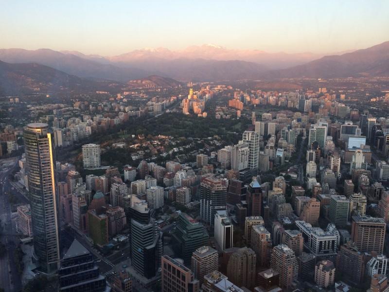 Santiago, Santiago Tatil Rehberi / Şili
