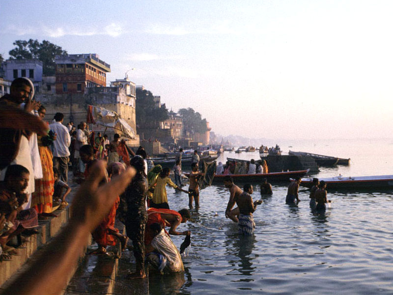 Varanasi, Varanasi, Hindistan